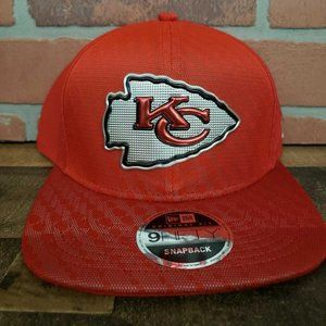 New Era 9FIFTY NFL Kansas City Chiefs Cap